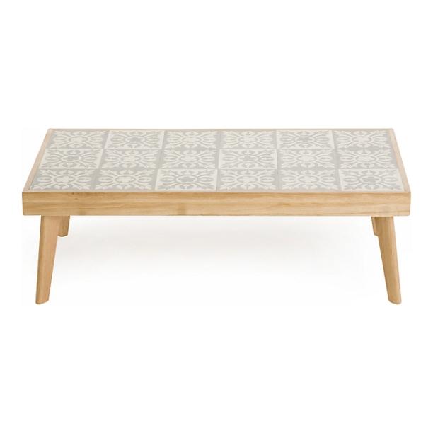 alinea table basse carreaux de ciment 299€