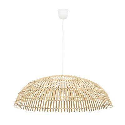 suspension bambou gong 59,90€ delamaison