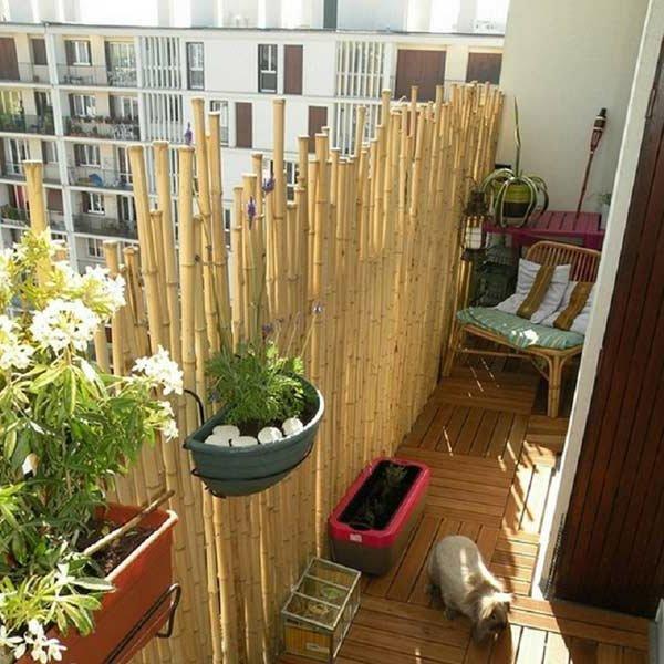 canisse-bambou-brise-vue-pour-le-balcon archzine