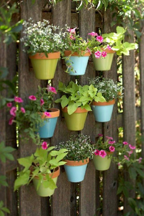 decor-jardin-exterieur-pots-fleurs design mag